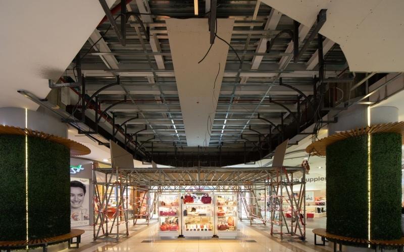 Многофункционален търговско-развлекателен комплекс и административна сграда