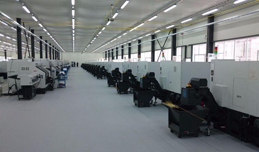 Производствена база Арсенал