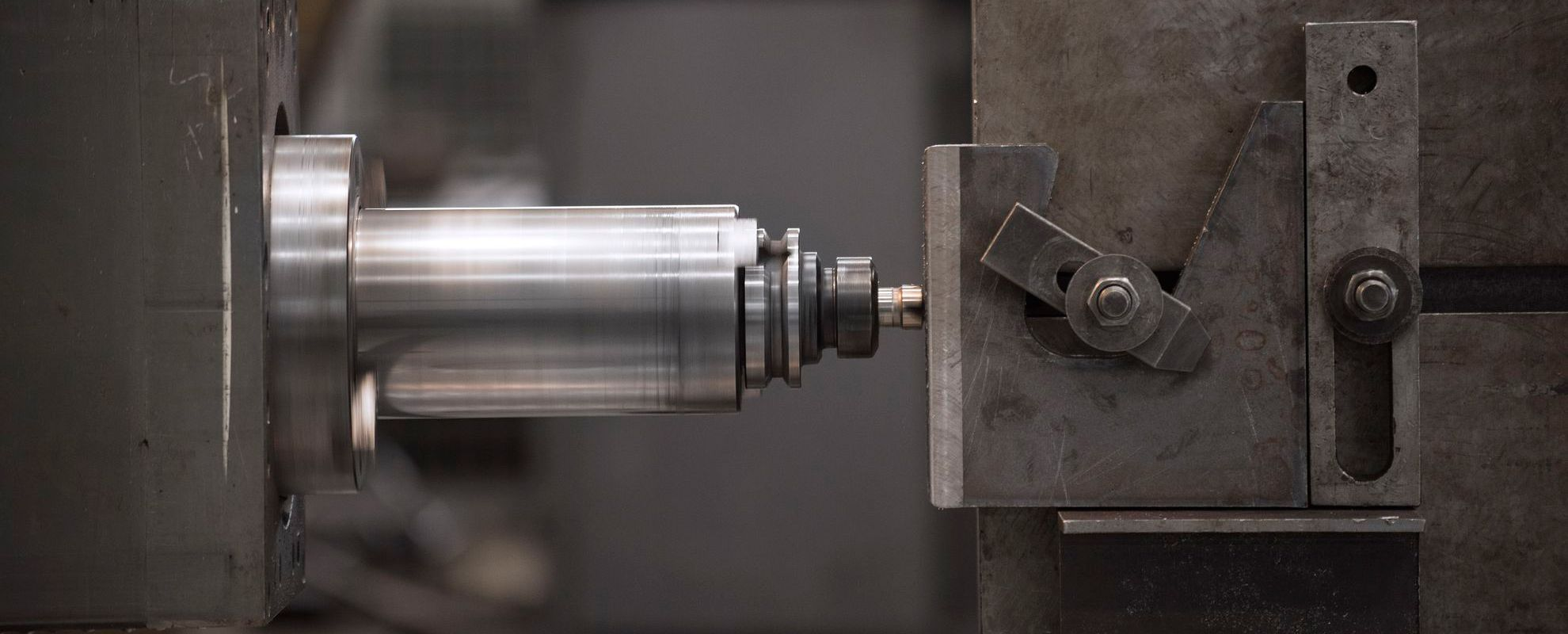 Механична обработка на едрогабаритни стоманени детайли