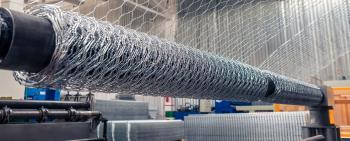 Мрежи за укрепване и габиони